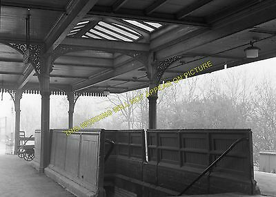 Miller's Dale Railway Station Photo. Peak Forest- Monsal Dale. Chinley Line (12) • 3.50£
