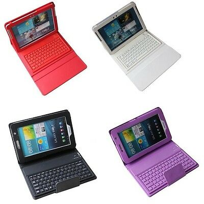 Bluetooth Keyboard For Samsung Galaxy Tab 2/3/4 7.0/10.1 Inch S A E Tablet UK • 13.80£