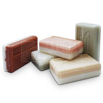 125g Savon De MARSEILLE Dual Nourishment Essential Oils &  Natural Soap Bar  • 2.25£