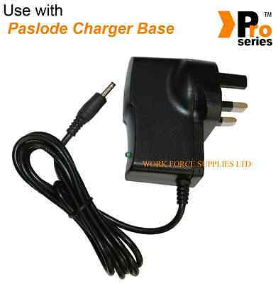 £7.99 • Buy Replacement Mains Charger For Paslode 12V- 1ah