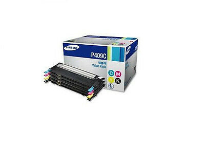 Genuine Samsung Toner Cartridge Set Clp315w 310n Clx3170fn 3175fw • 157.75£