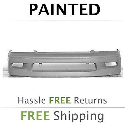 $379 • Buy NEW Fits: 2002 2003 Mitsubishi Lancer ES, LS Front Bumper Painted MI1000277