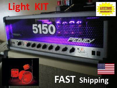 $ CDN52.25 • Buy UNIVERSAL Bass Or Electric Or ANY Guitar AMP Amplifier LED Light Kit - GREEN