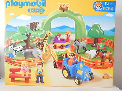 £1.99 • Buy Playmobil 123  Zoo & Farm From Set 6754  [Spare Parts Replacements]