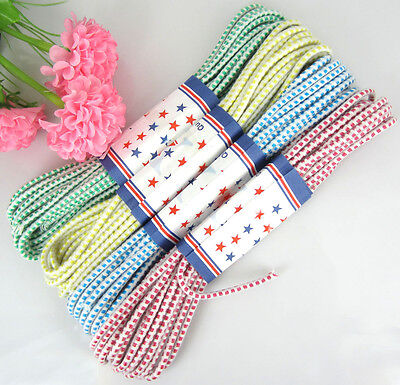 $ CDN9.21 • Buy 2 Roll 12 Yards Elastic Round Shock Cord 3.5mm Bungee String Stretch For Sewing