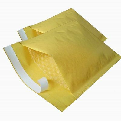 £35.95 • Buy Padded Bubble Lined Envelopes / Bags - Gold Mailers - All Sizes & Amounts