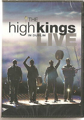 £10.99 • Buy The High Kings - In Dublin Live - Dvd The Wild Rover Clancy Dubliners