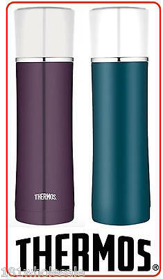 AU29.60 • Buy ❤ NEW SIPP THERMOS VACUUM INSULATED DRINK BOTTLE 470ml Tumbler Flask TEAL PLUM ❤