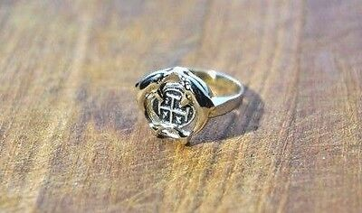 ATOCHA Coin Ring 925 Sterling Silver Sunken Treasure Shipwreck Coin Jewelry • 49$