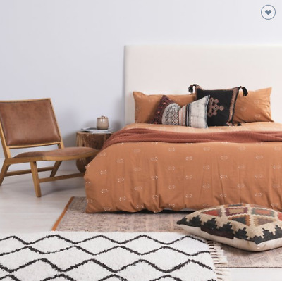 AU329 • Buy BEACHCOMBER Upholstered Bedhead / Headboard For Ensemble Bed