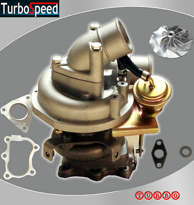 AU509.99 • Buy Billet Compressor Wheel HT12-19B/19D Nissan Navara ZD30 - D22 Turbo Charger 3.0L