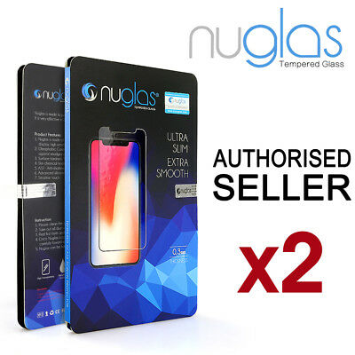 AU8.95 • Buy 2x For Apple IPhone 12 11 Pro XS Max XR 8 Plus Tempered Glass Screen Protector