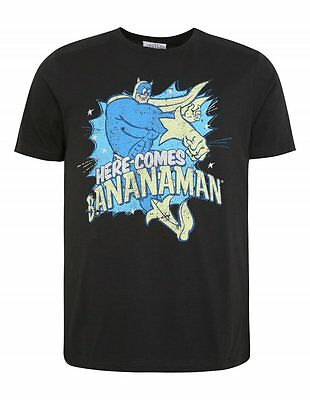 £14.99 • Buy Bananaman Classic 80's Cartoon Officially New Licensed Various Sizes T-Shirt