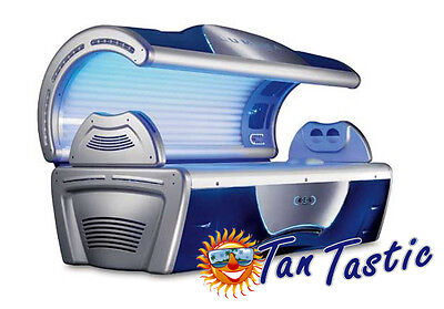 Tansun Serenity Laydown Sunbed Tanning Commercial Sun Bed Lie Down Tanning Unit • 2,500£