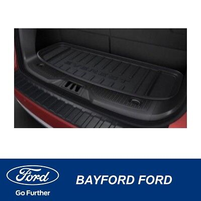 AU139.99 • Buy Poly Rubber Cargo Tray Luggage Mat Ford Everest Ua Brand New Genuine Ford Part