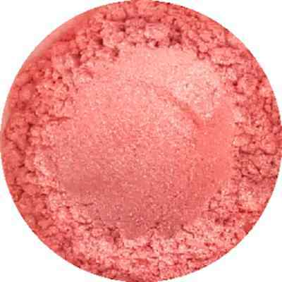 £2.99 • Buy Blushed Pink Cosmetic Mica Powder 3g-50g Pure Soap Bath Bomb Colour Pigment