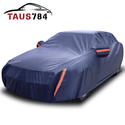 $35.19 • Buy Full Car Cover Waterproof Dust-proof UV Resistant Outdoor All Weather Protection