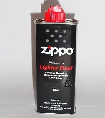 AU6.95 • Buy Zippo Lighter Fluid 125 Ml X1, Genuine Product Made In The USA Good Value