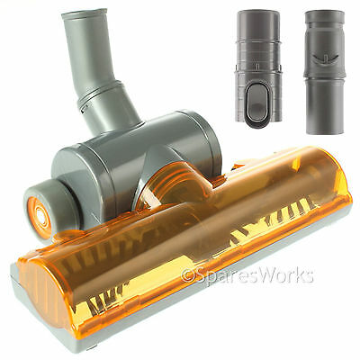 Vacuum Wheeled Turbo Brush Head For DYSON DC26 DC27 DC28C Hoover Tool • 13.29£