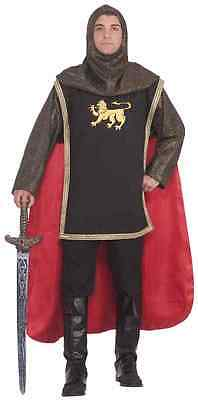 £46.39 • Buy Medieval Knight Royal Guard Chainmail Fancy Dress Up Halloween Adult Costume