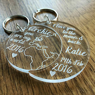 AU12.53 • Buy Personalised Valentines Day Gifts For Him Her Husband Boyfriend Presents Gifts