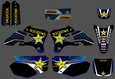 $52.24 • Buy Decals Graphics Backgrounds For Yamaha YZ250F YZ450F YZF250 YZF450 03 2004 05 E