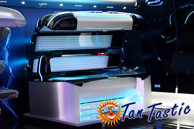 Tron Sunbed Lay Down Tanning Bed High And Low Pressure Liedown Sun Bed Sunbeds • 17,500£