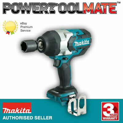 Makita DTW1001Z 18v Li-Ion LXT Brushless Impact Wrench - Body Only • 224.99£
