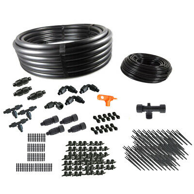 Premium Gravity Feed Drip Irrigation Kit For Dirty Water • 81.73£