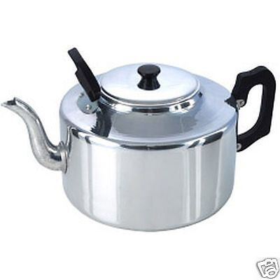 £20.99 • Buy Pendeford Traditional Aluminium Catering Teapot With Helper Handle 4 Or 8 Pint