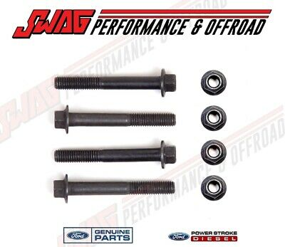 $39.95 • Buy OEM Ford Powerstroke 6.0L 6.0 Turbo Pipe Flange To Exhaust Manifold Hardware Set