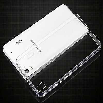 AU13.03 • Buy Protective Case Phone TPU For Mobile Lenovo K3 Note Transparent Clear
