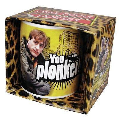 Only Fools And Horses Official Plonker Boxed MUG • 7.99£