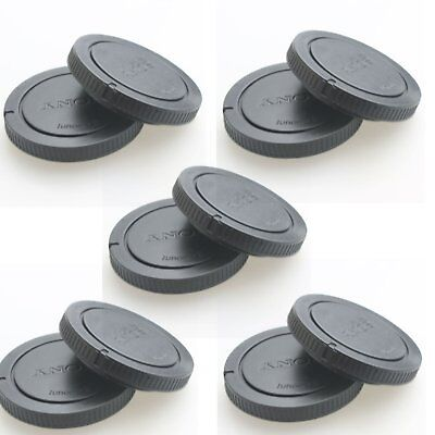 "AU8 • Buy 10 Pcs Camera Body Cap  For Sony E-mount NEX NEX-5 NEX-3 NEX A7 A7R A5000 ""sony"""