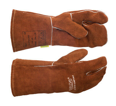 £12.10 • Buy WELDAS Ultimate Comfort Mig/Mag Welding Gloves HIGH QUALITY - Size L & XL