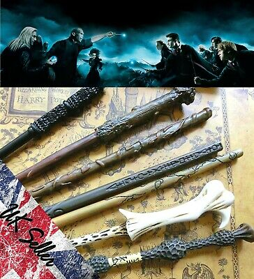 £9.99 • Buy New Harry Potter/Dumbledore/Snape/Hermione/Voldemort/Ron Magic Wand In Gift Box