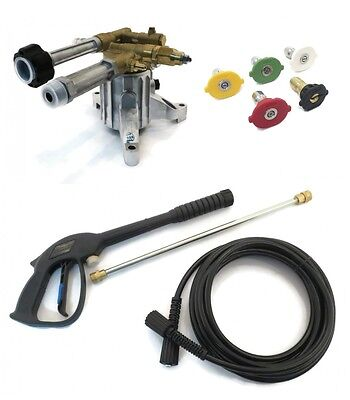 2800 PSI AR Pressure Washer Pump & Spray Kit For Sears Craftsman, Honda & Briggs • 157.42£