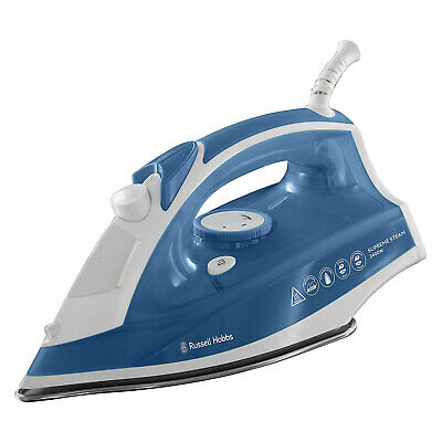 View Details Russell Hobbs Irons 23061 Steamglide 2400W Vertical Steam Iron Stainless • 14.94£