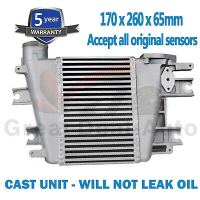 AU145.96 • Buy ZD30 Intercooler Upgrade For Nissan Patrol GU Y61 ZD30 3.0L Turbo Diesel 1997-07