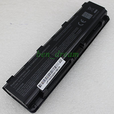 AU25.42 • Buy 5200mah Battery For TOSHIBA Satellite Pro C800 C805 C840 C845 C850 C855 C870