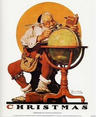 $ CDN16.28 • Buy Norman Rockwell Saturday Evening Post CHRISTMAS 1926