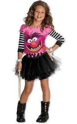 Licensed Animal The Muppets Child Girls Fancy Dress Book Week Tutu Costume • 26.01£