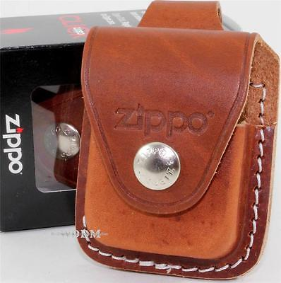 $18.95 • Buy Zippo Brown Leather Lighter Pouch/Case/Holder Belt Loop Sheath Made In U.S.A.