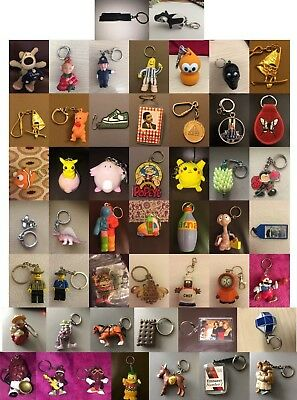 Keyring Keychain Novelty Souvenir Advertising Key Ring  • 4.99£