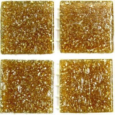 £3.10 • Buy Vitreous Glass Mosaic Tiles 20mm - Mid Brown