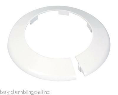 Talon 110mm Pipe Collar White PC110WH • 4.98£