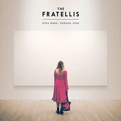 £7.86 • Buy The Fratellis - Eyes Wide, Tongue Tied [CD]