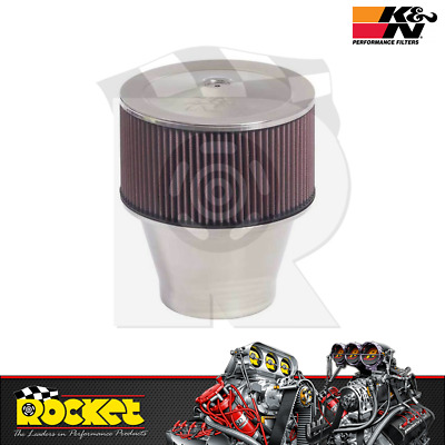 AU212.17 • Buy K&N Velocity Stack Air Cleaner Assembly 9 X 5 - KN58-1191