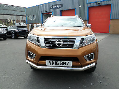 Nissan NP300 Front Protection Style Bar • 354£