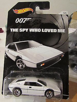$ CDN8.02 • Buy Hot Wheels Lotus Esprit S1 007 The Spy Who Loved Me White